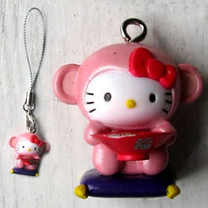 Hello Kitty GSM-hanger 24
