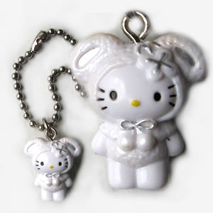 Hello Kitty sleutelhanger