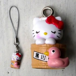 Hello Kitty GSM-hanger 23