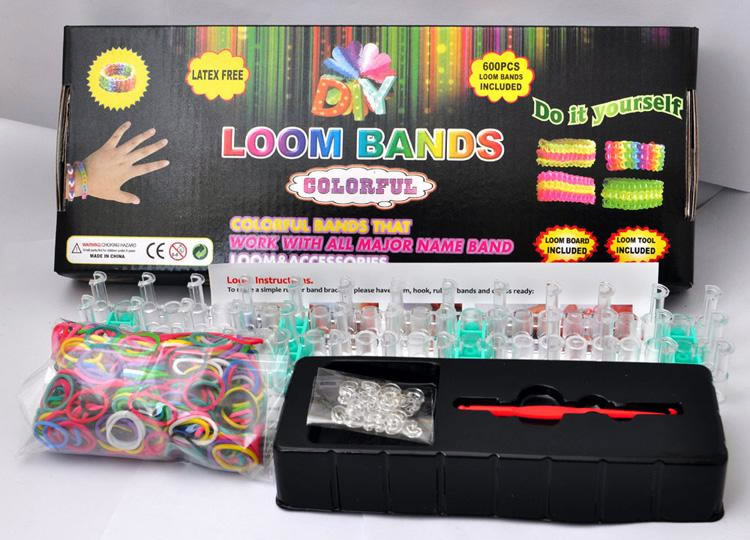 Loom december pakket GIRL